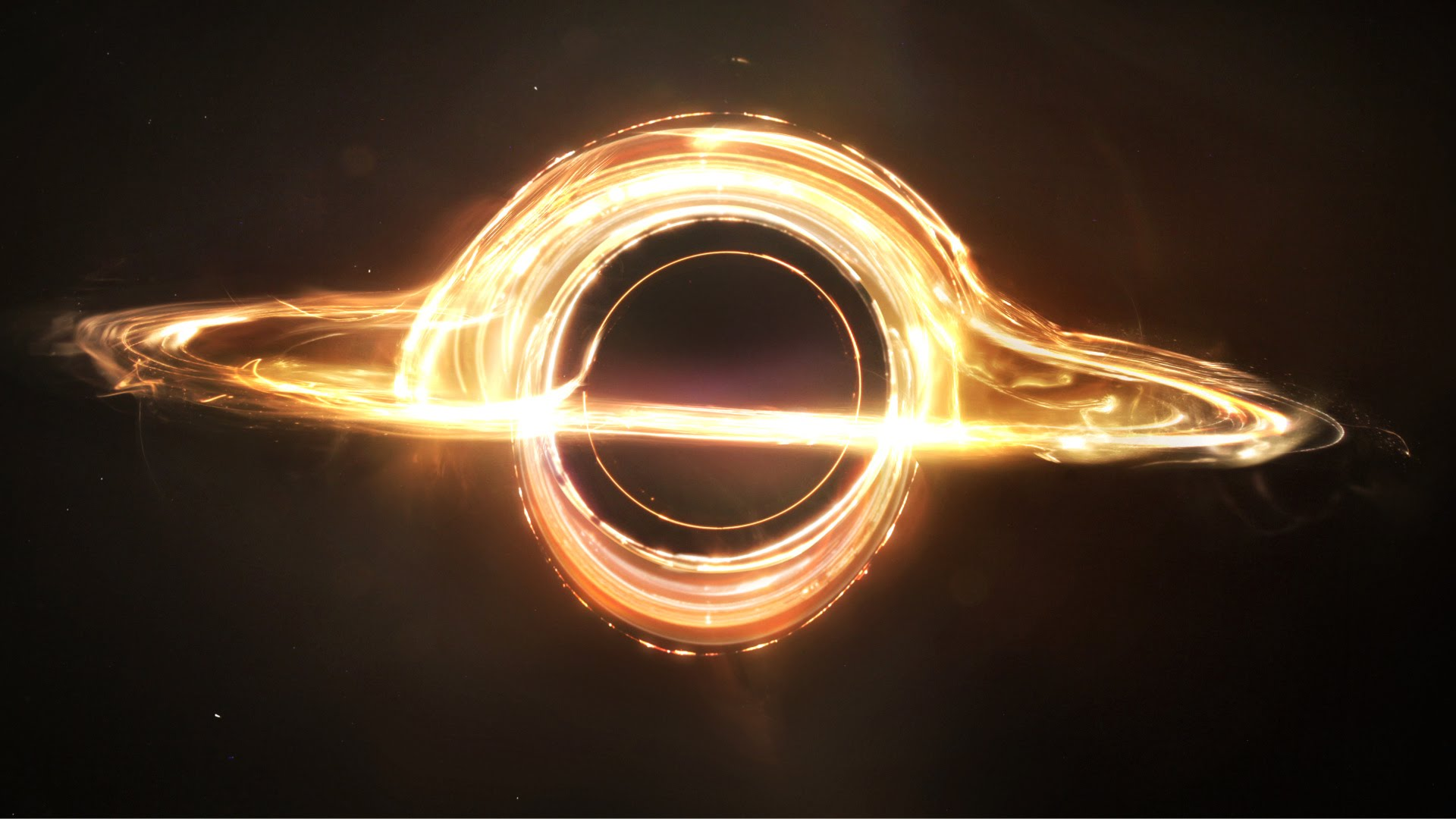 In This Episode Of Red Giant Tv Vfx Artist Joey Shanks - Interstellar Black Hole , HD Wallpaper & Backgrounds