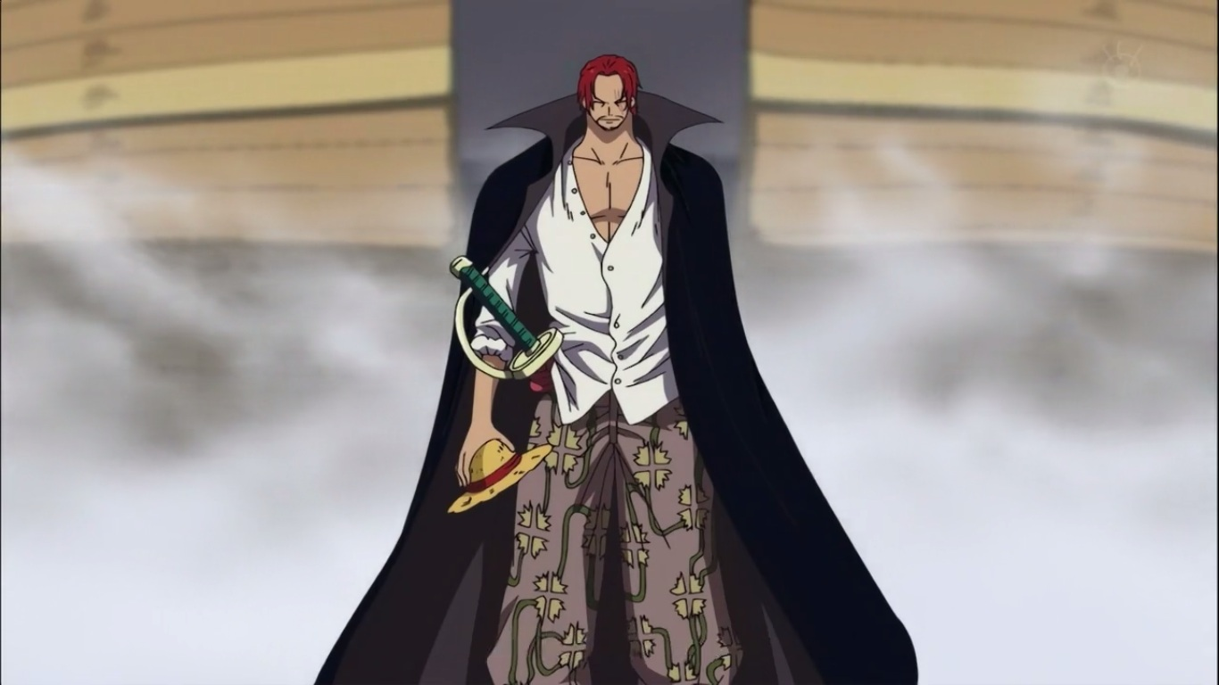 Img Akagami Shanks One Piece 198093 Hd Wallpaper Backgrounds Download