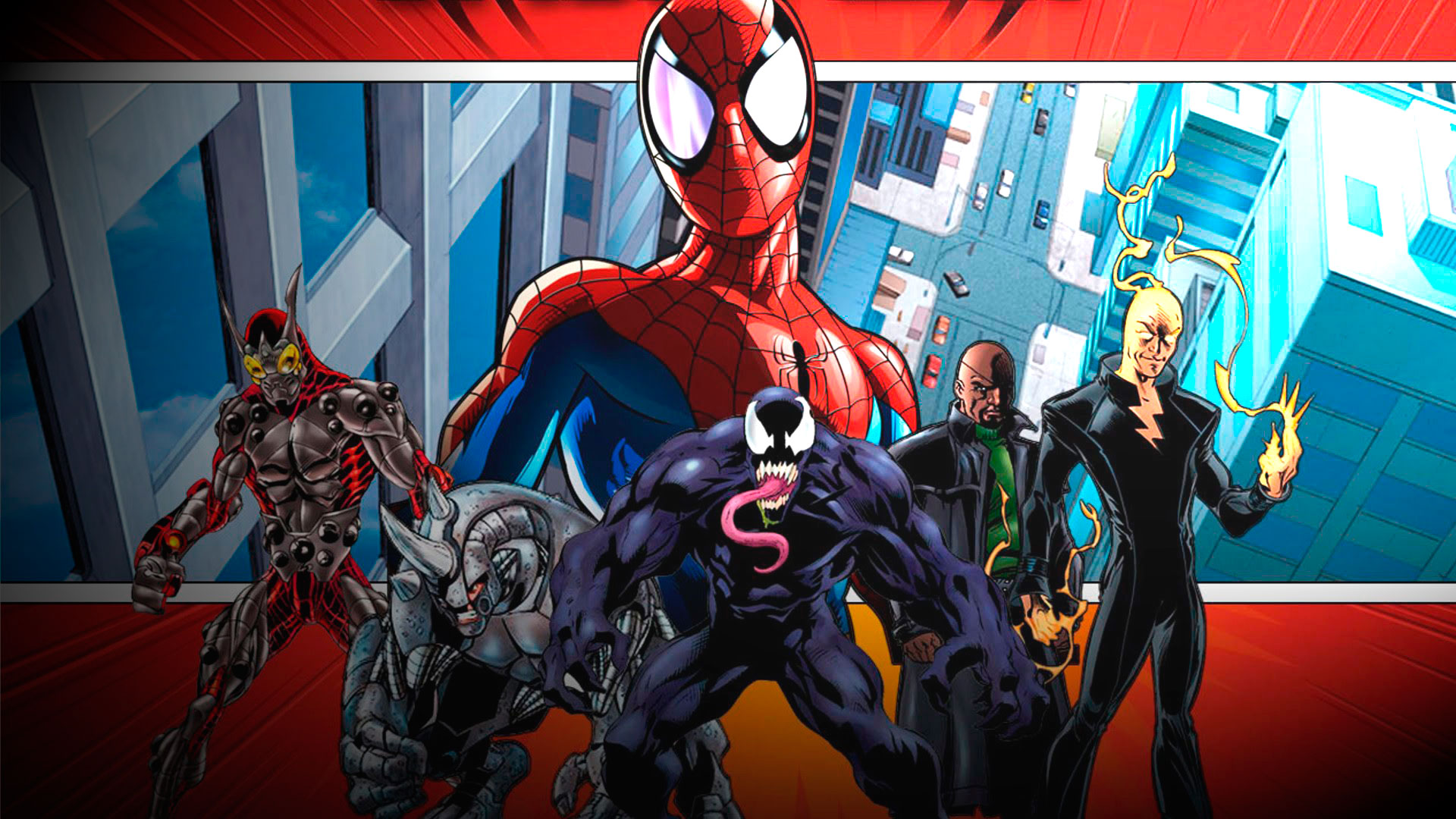 Spider Man 3 Wallpaper Download Skachat Ultimate Spider Man
