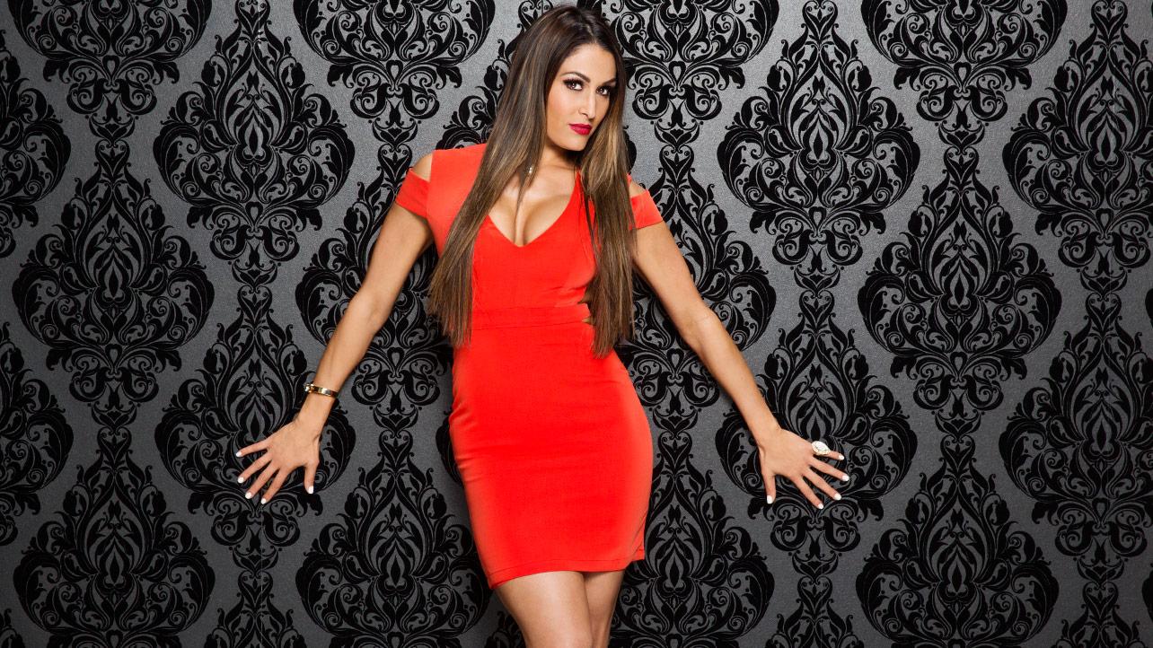 Nikki Bella Images Valentines Day Divas 2015 Hd Wallpaper