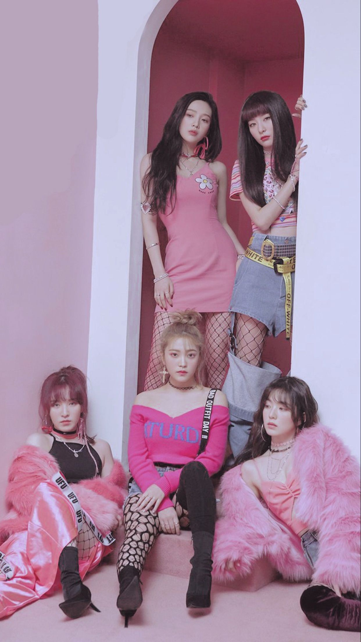 Red Velvet Bad Boy Wallpaper Tumblr Red Velvet Wallpaper
