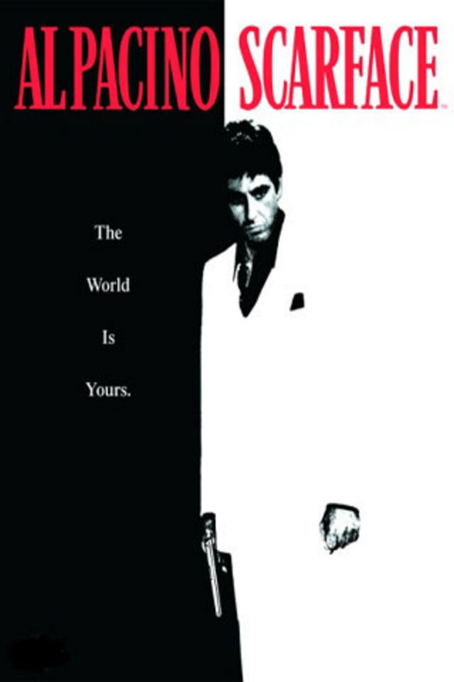 Download Scarface Download Wallpaper Scarface Iphone