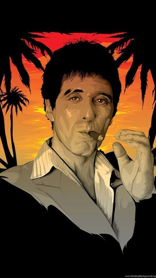 Scarface Wallpaper Iphone 7 Plus The Best Hd Wallpaper