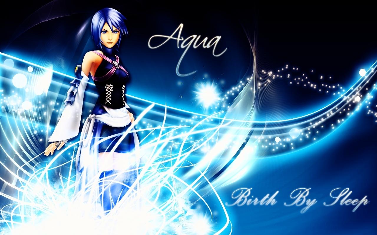 Aqua Kingdom Hearts Background Aqua 1907623 Hd Wallpaper
