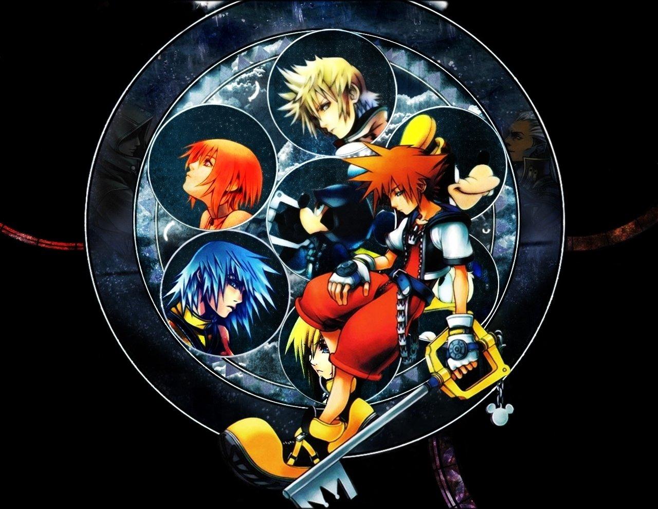 Hd Wallpaper - Kingdom Hearts Sora Heart , HD Wallpaper & Backgrounds