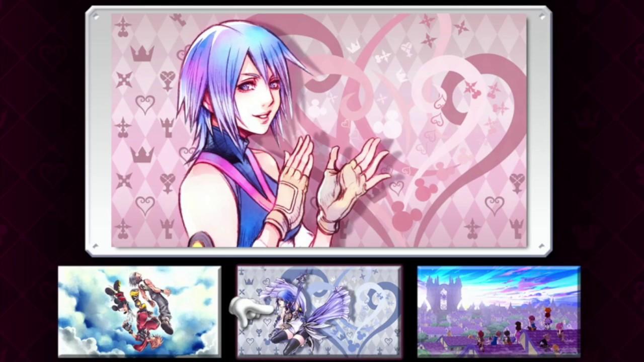 Kingdom Hearts Kingdom Hearts 0 2 Aqua 1908708 Hd Wallpaper
