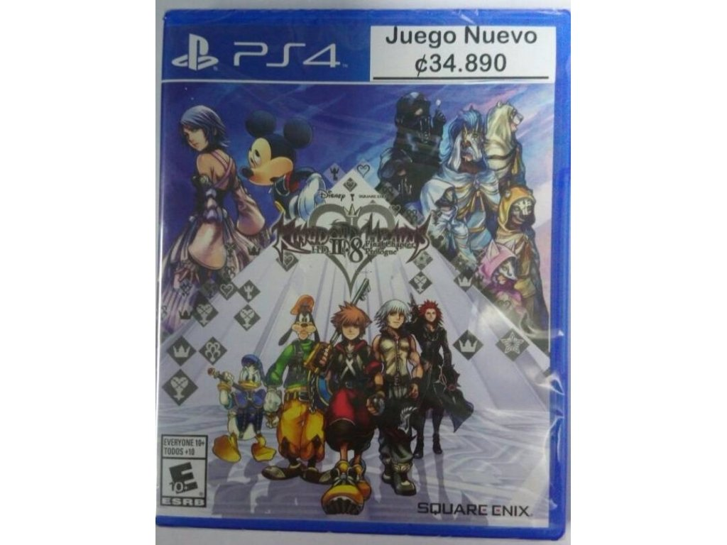 Kingdom Hearts 2.8 Ps4 , HD Wallpaper & Backgrounds