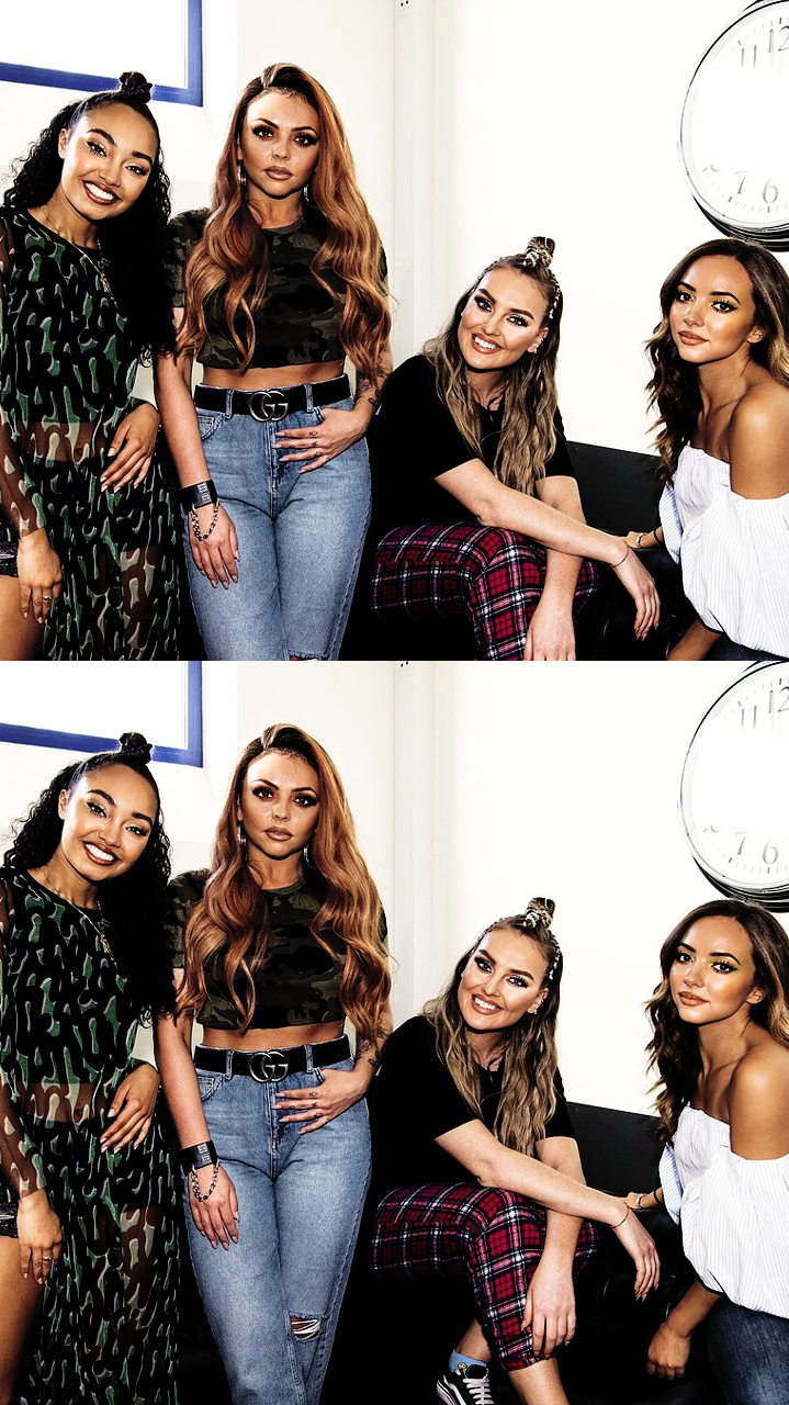 Little Mix Wallpapers Hashtag Images On Tumblr - Girl , HD Wallpaper & Backgrounds