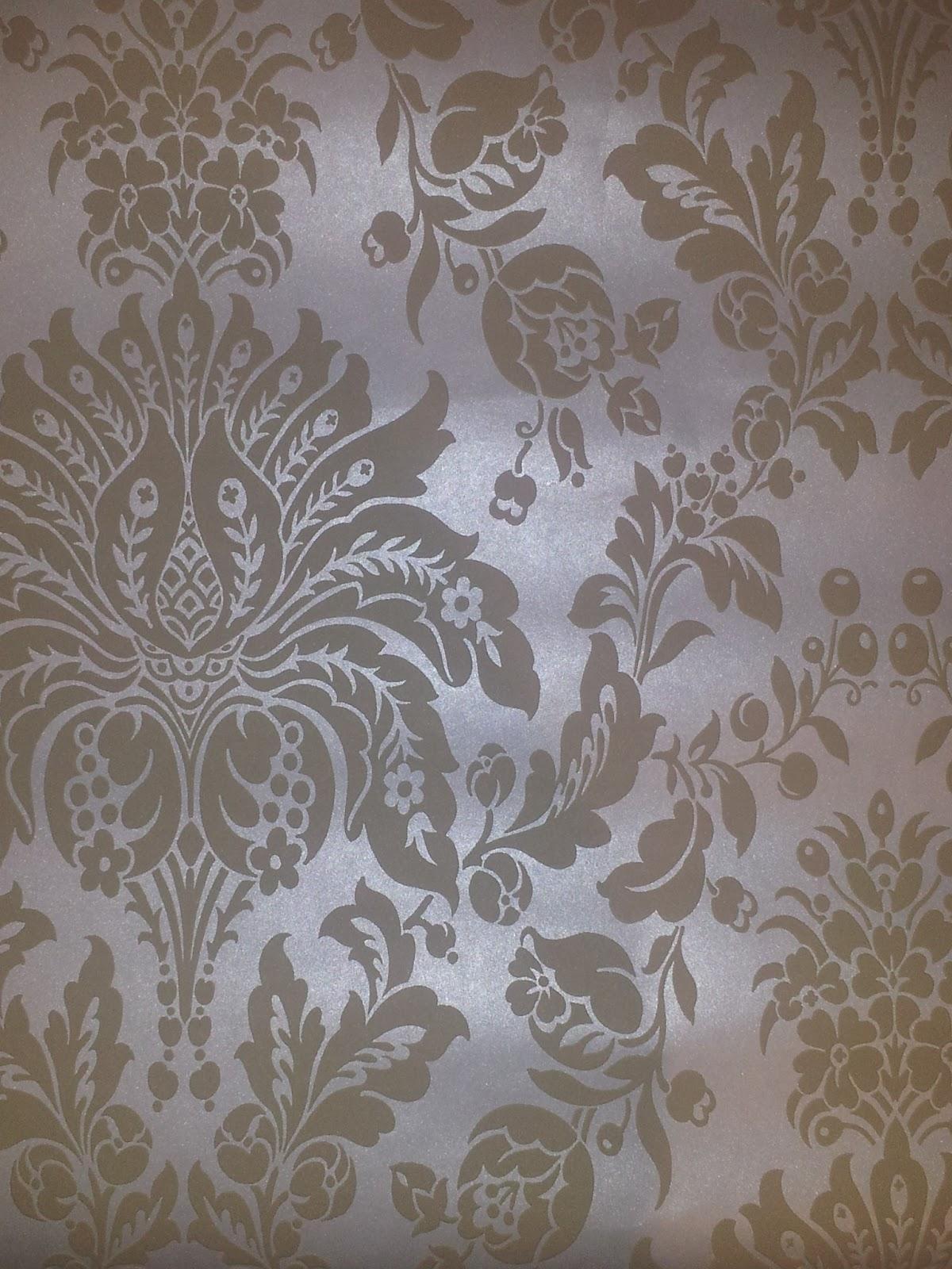 Floral Homebase Wallpaper