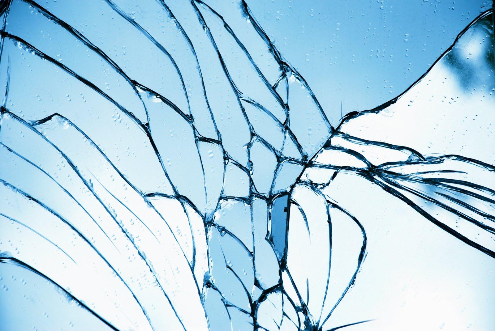 Broken Glass Wallpapers White , HD Wallpaper & Backgrounds