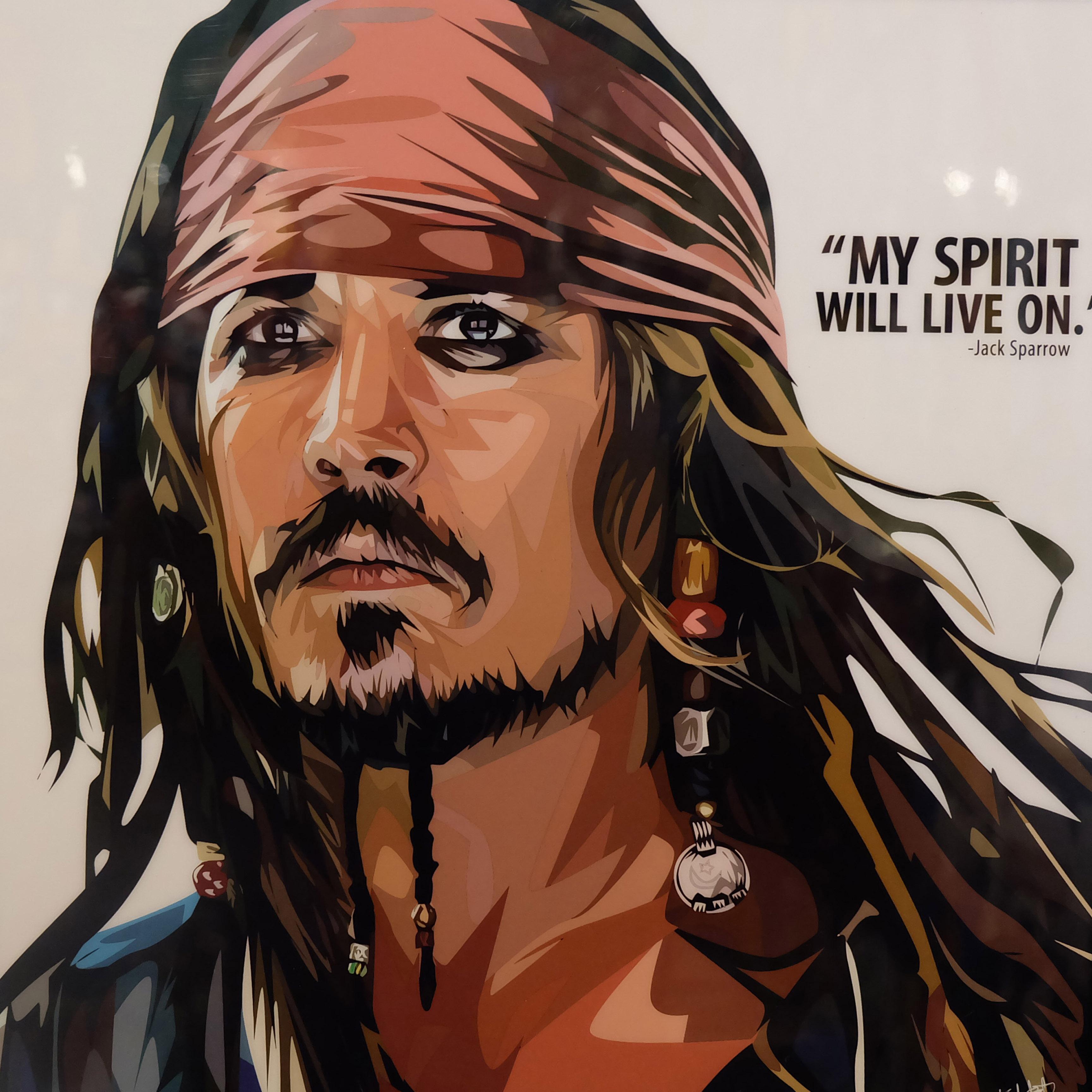 Jack Sparrow Live Wallpaper 1916331 Hd Wallpaper