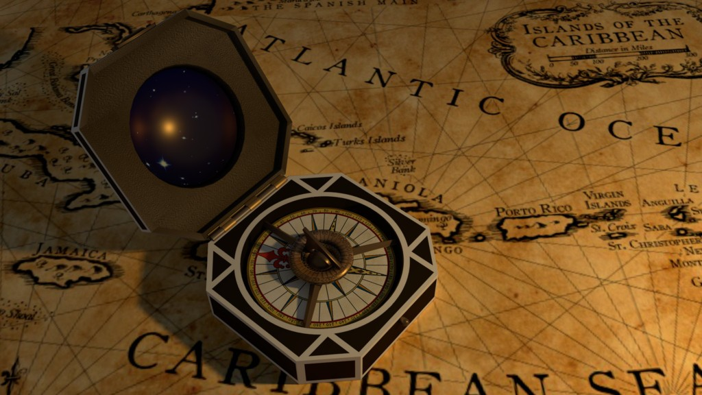 Bring Me That Horizon - Jack Sparrow Compass Wallpaper Hd , HD Wallpaper & Backgrounds