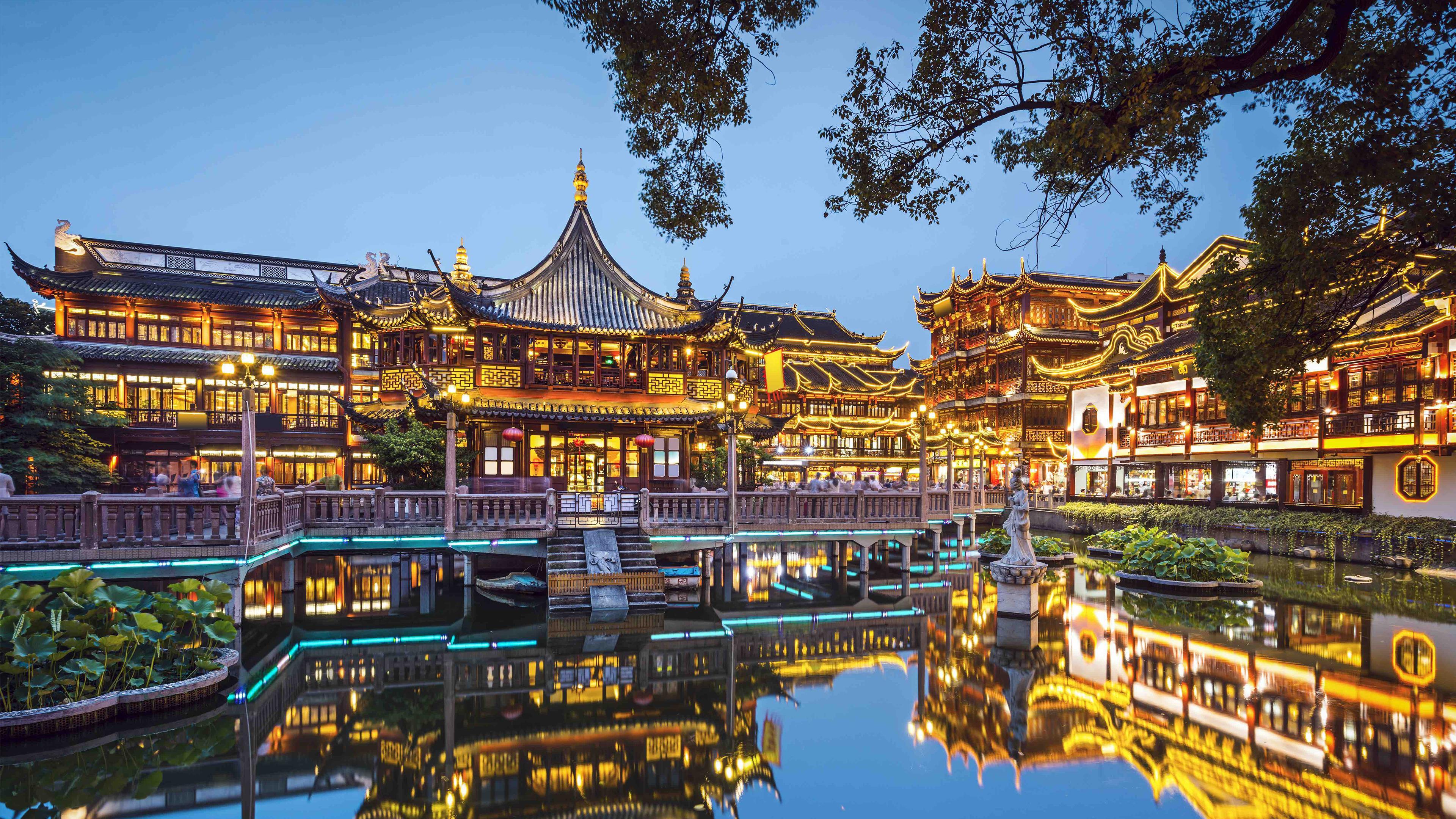 4k China Wallpaper Spill China Travel 1917449 Hd