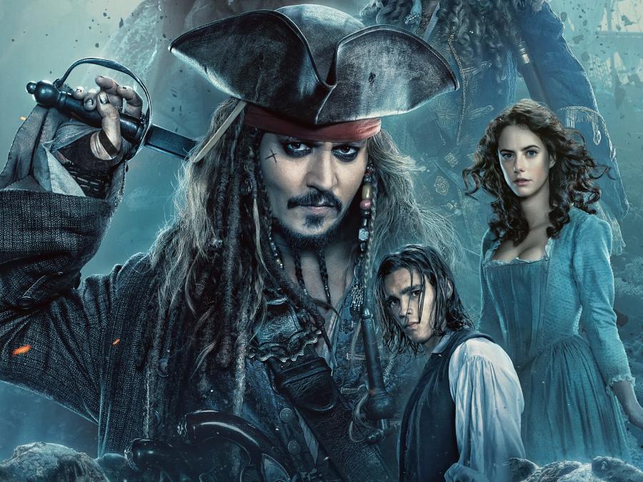 Pirates Of The Caribbean - Pirates Of The Caribbean 5 , HD Wallpaper & Backgrounds