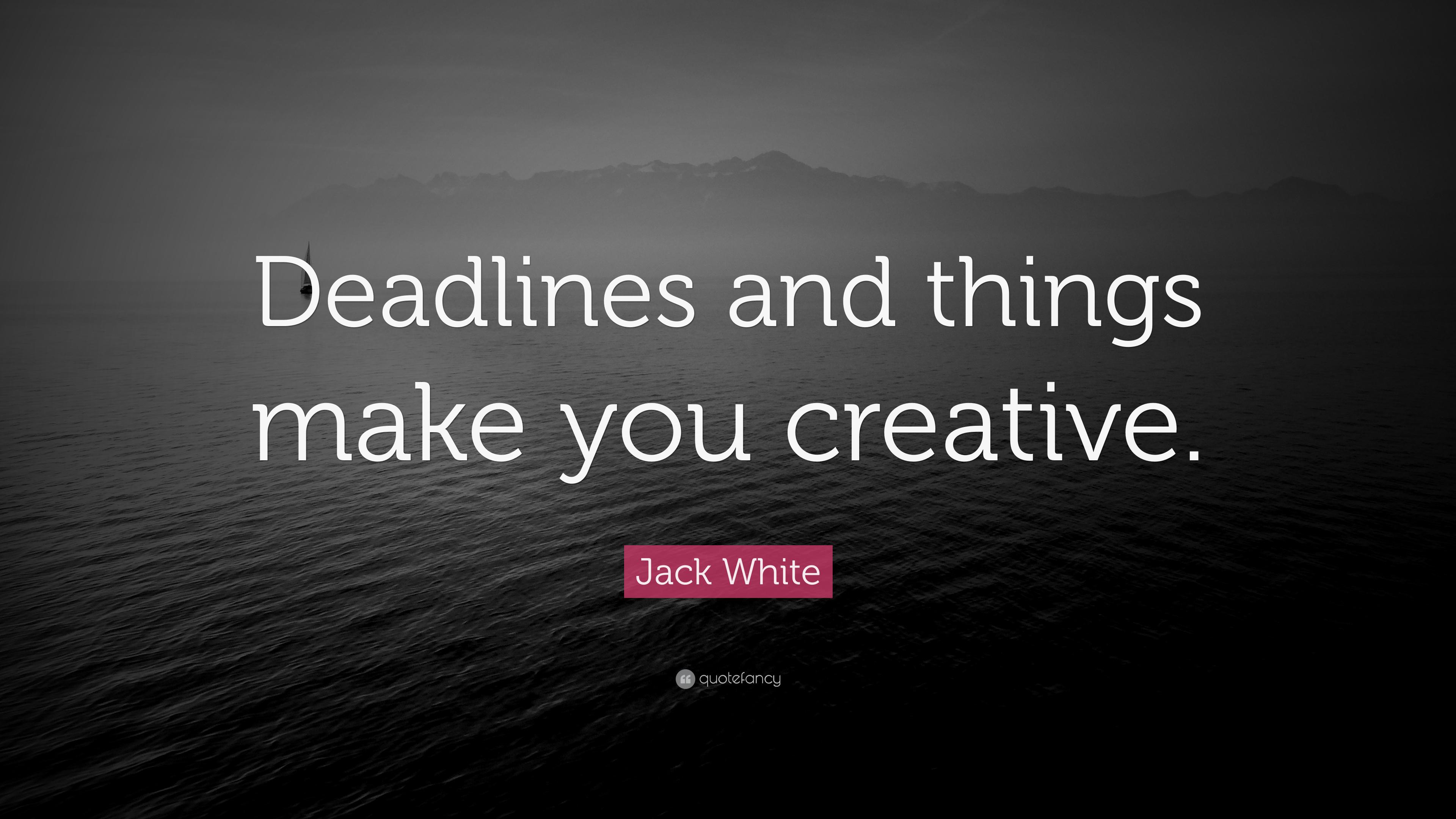 Jack White - Motivational Quotes Desktop Wallpaper Hd , HD Wallpaper & Backgrounds