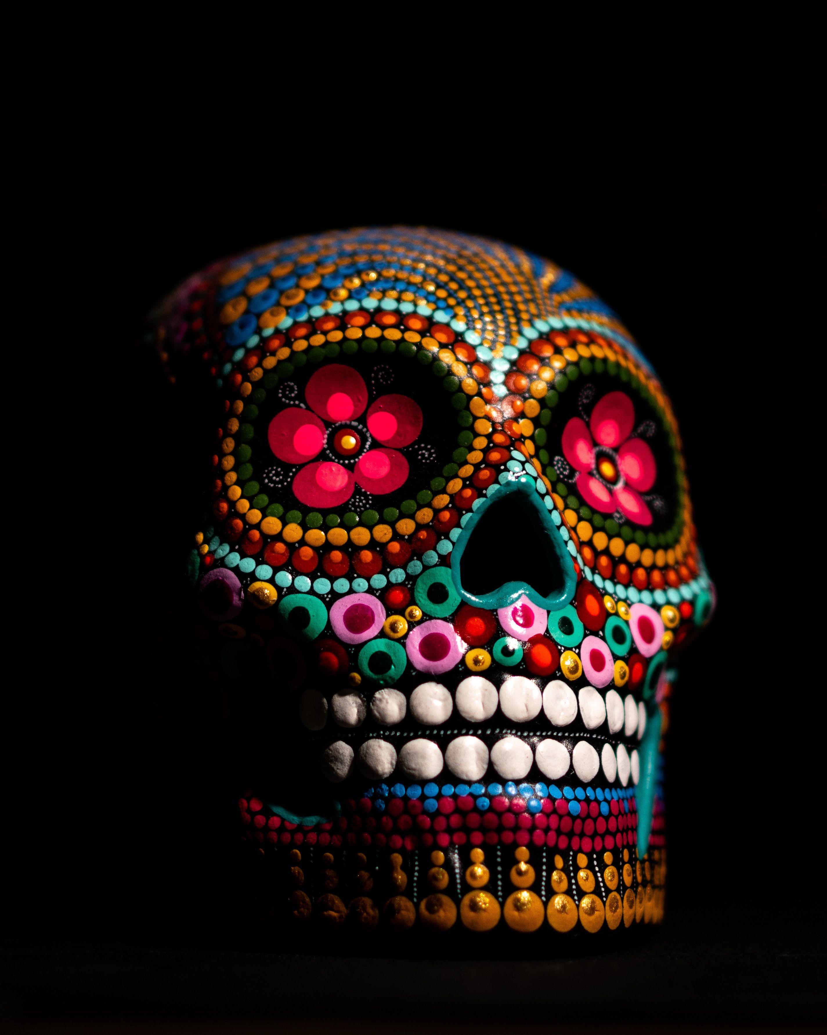 Skull Wallpaper 4k Skull Wallpaper Hd For Mobile Skull Skull Hd
