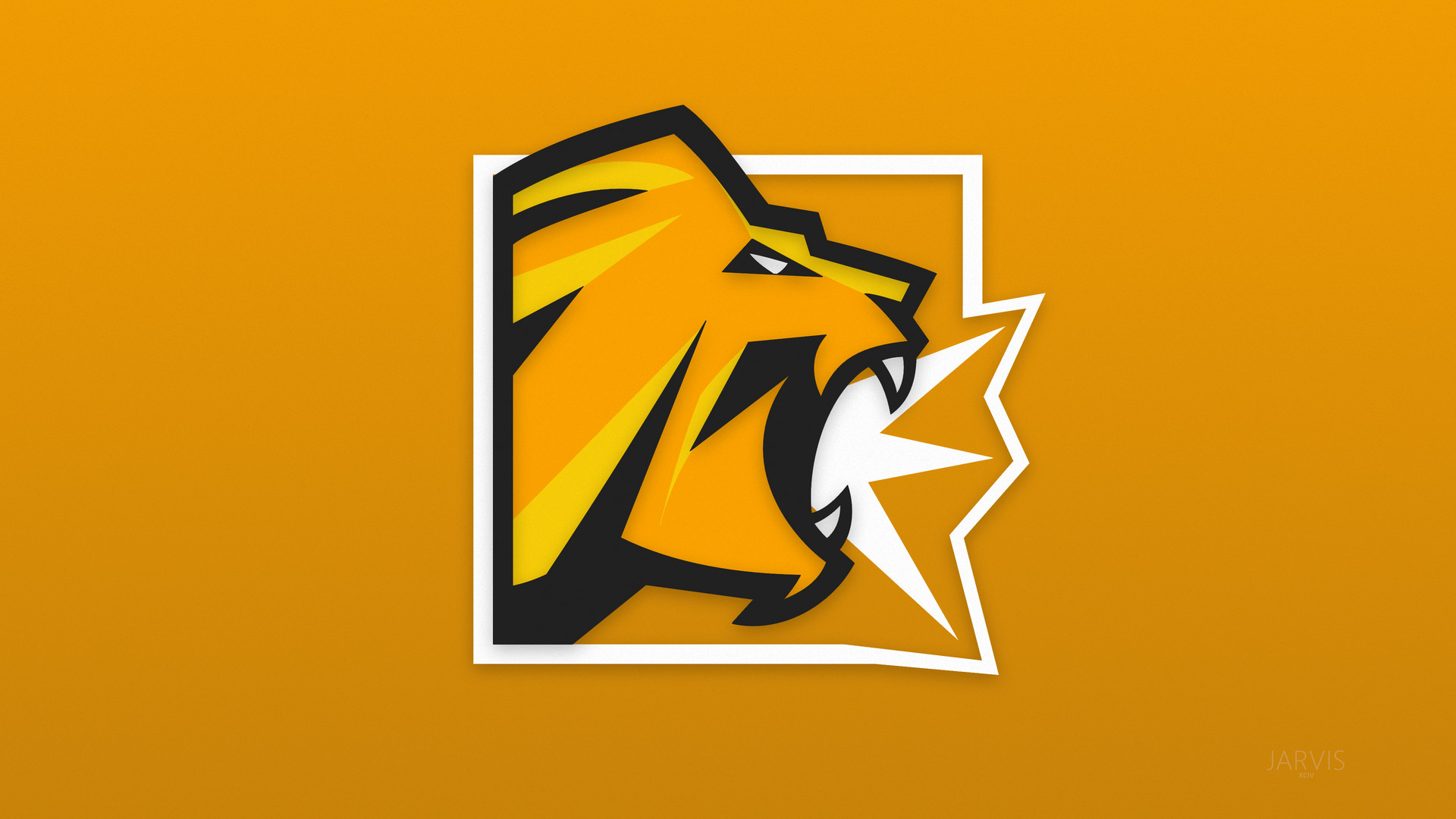 Jarvis Xciv Lion02 Rainbow Six Siege Lion Logo 1925291 Hd