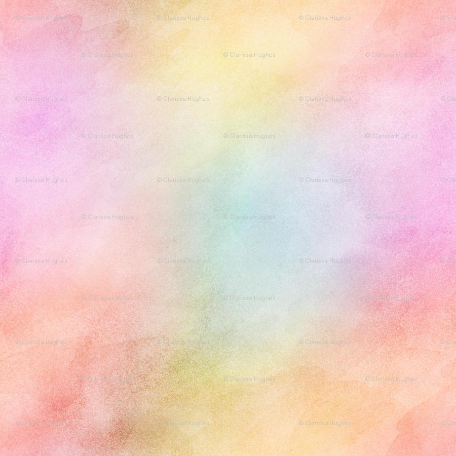 Pastel Rainbow Watercolor Rainbow , HD Wallpaper & Backgrounds