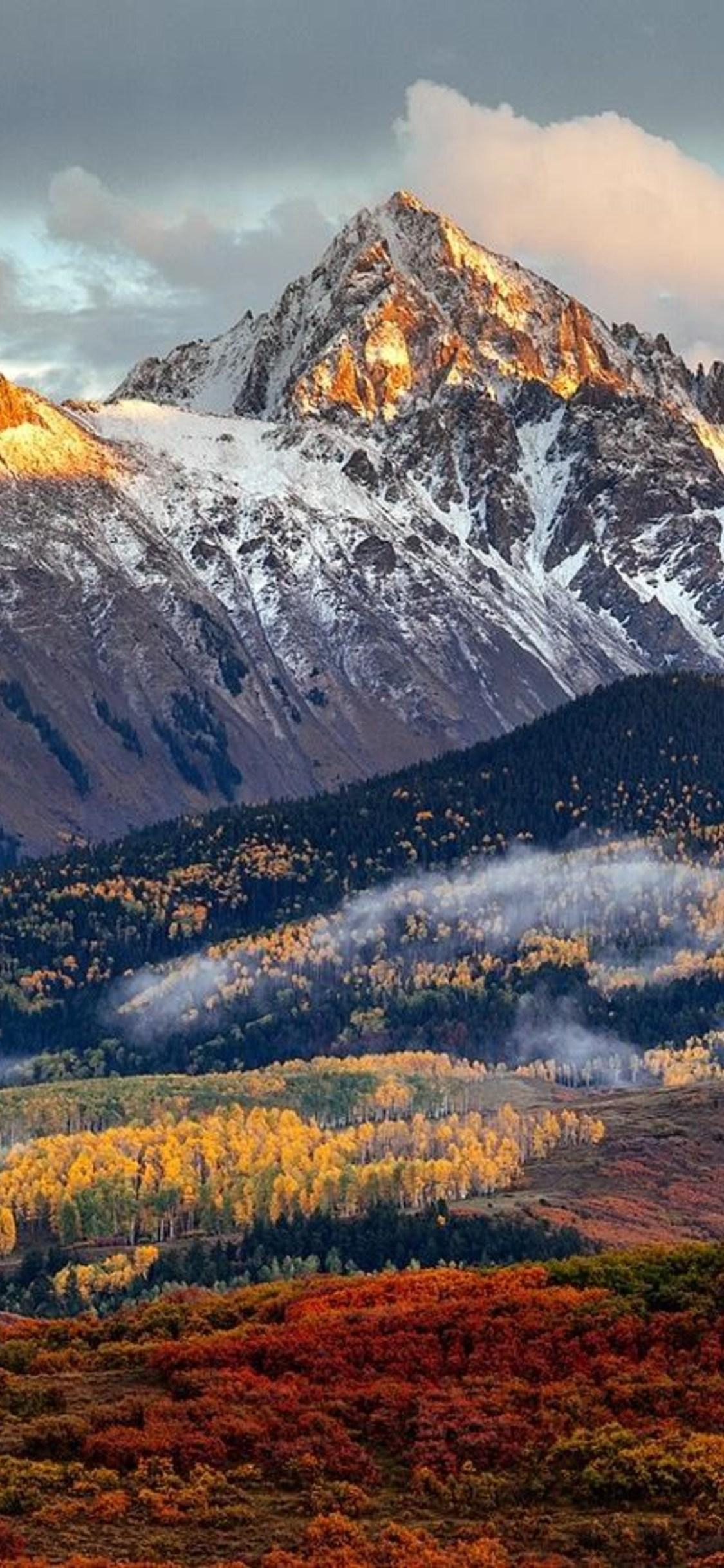 Colorado Mountains Iphone Wallpaper