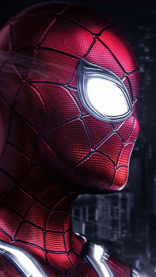 Iron Spiderman Wallpaper Hd 1926756 Hd Wallpaper
