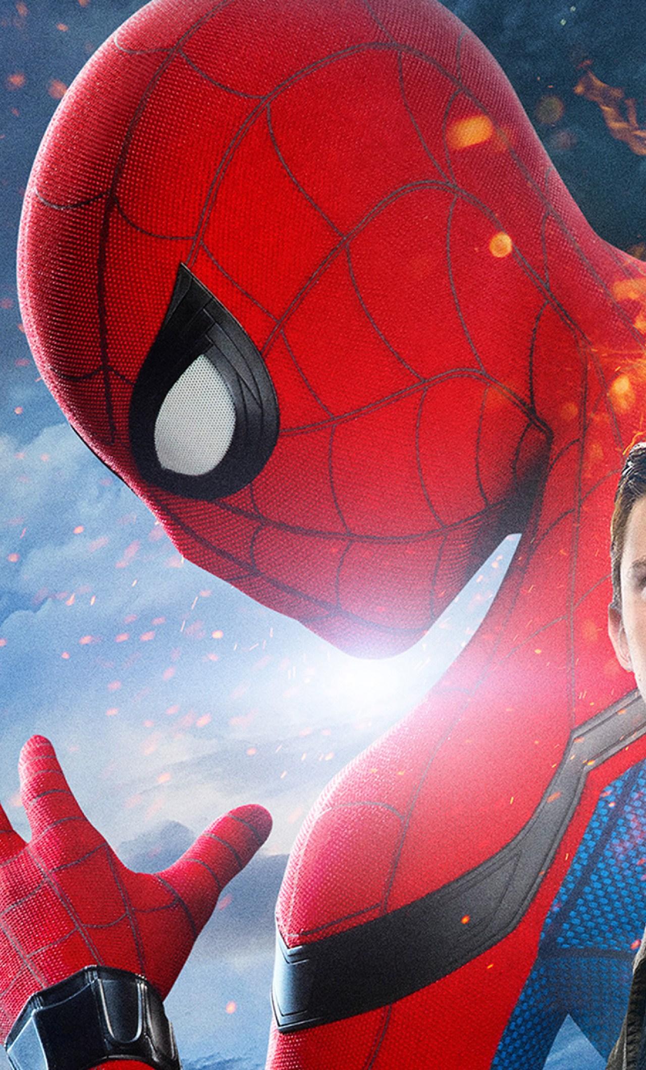 Iphone 6 Plus Source Spider Man Homecoming Wallpaper 4k