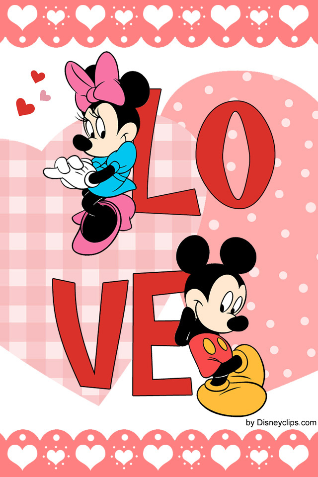 Mickey And Minnie Mouse Wallpapers 289711 Mickey And