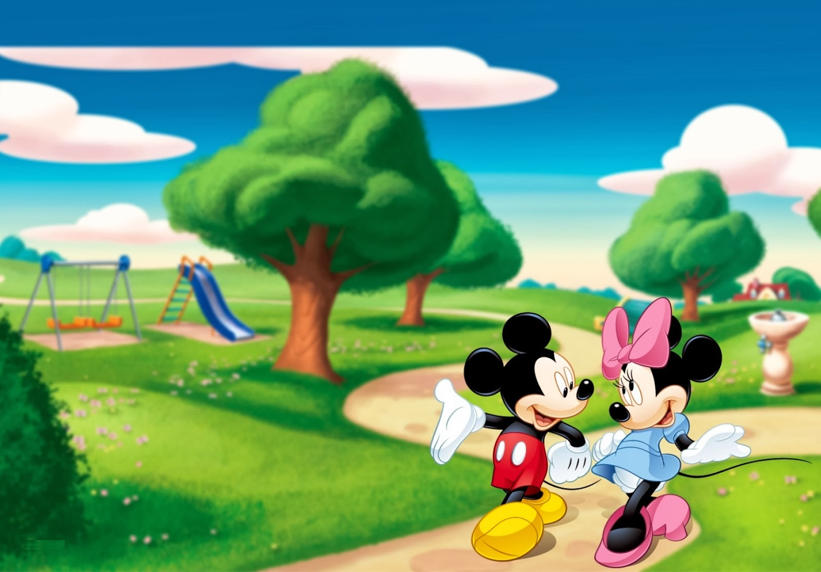 Minnie Mouse Wallpaper For Android Mickey And Minnie Mouse
