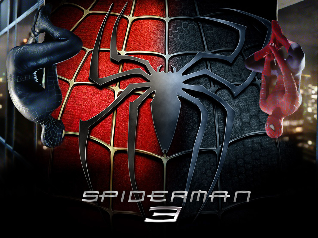 Spider Man 3 Logo HD Wallpaper & Backgrounds