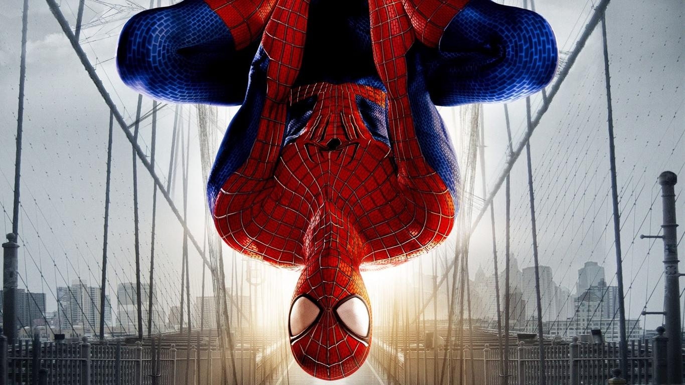 192 1929725 spiderman wallpaper 3d android spiderman upside down movie