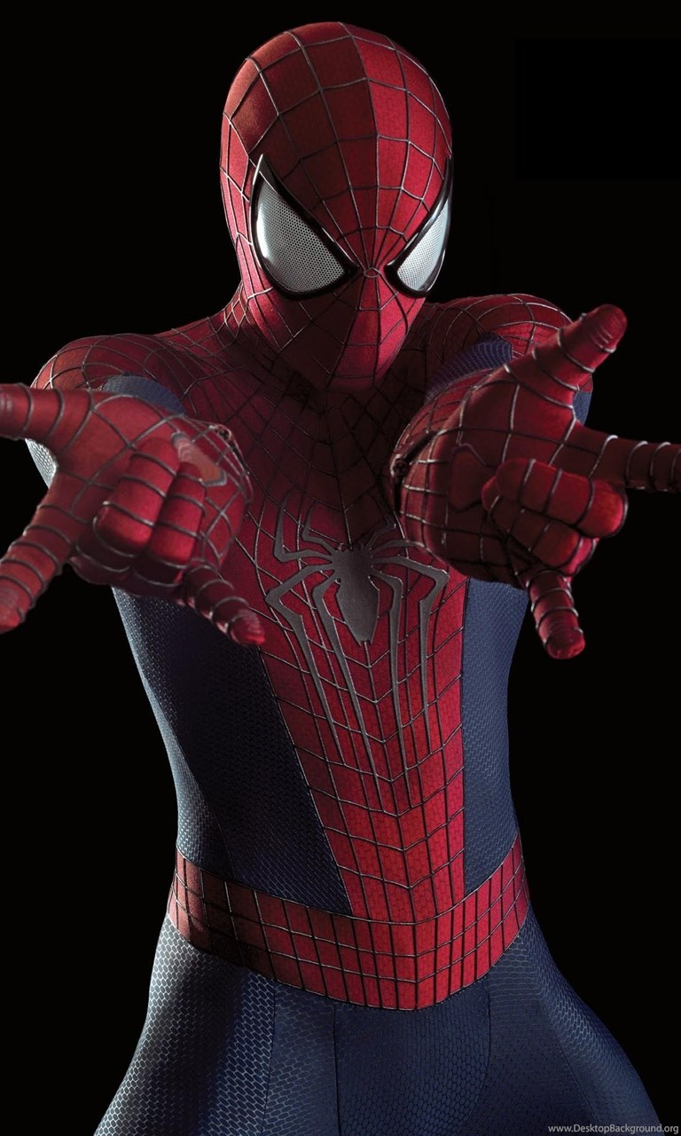 Android Amazing Spider Man 2 Movie Suit 1929909 Hd