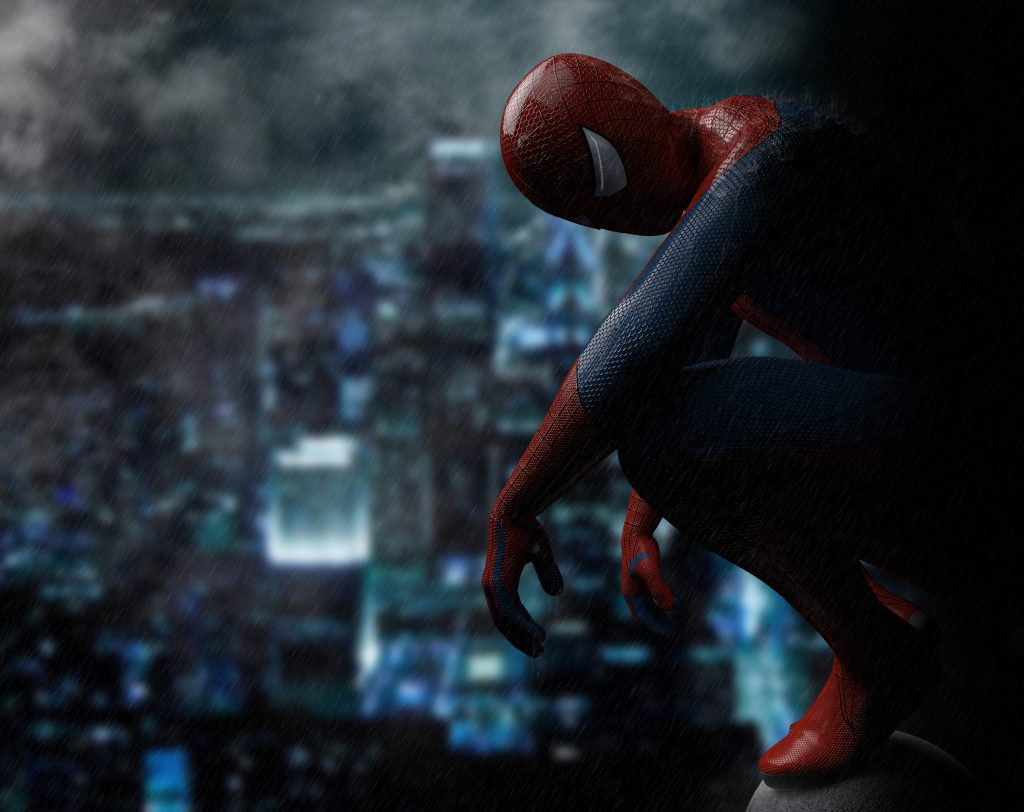 Spiderman 4k Wallpaper Spider Man Wallpaper 3d 4k