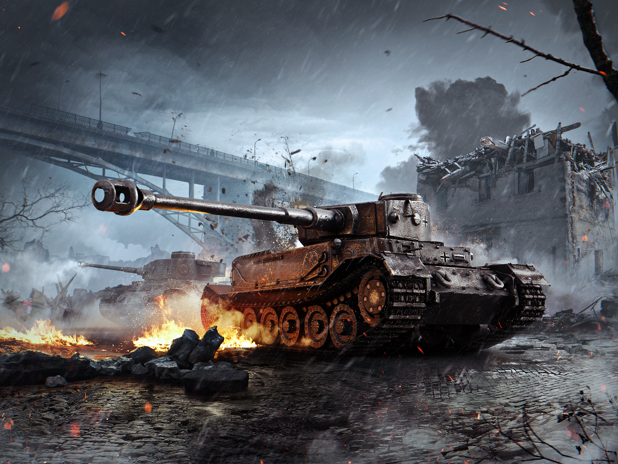 King Tiger Tank Wallpapers 6z166wl Tiger Tank Wallpaper