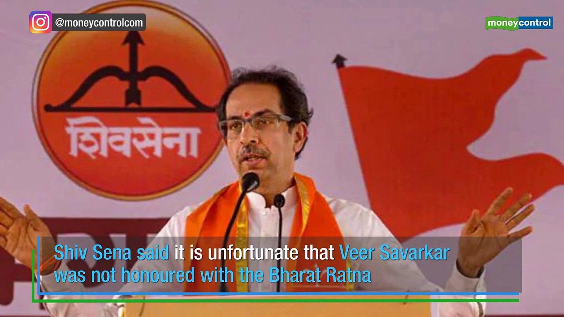 Shiv Sena Hits Out At Pm Modi Govt For Not Honouring - Shiv Sena Uddhav Thackeray , HD Wallpaper & Backgrounds