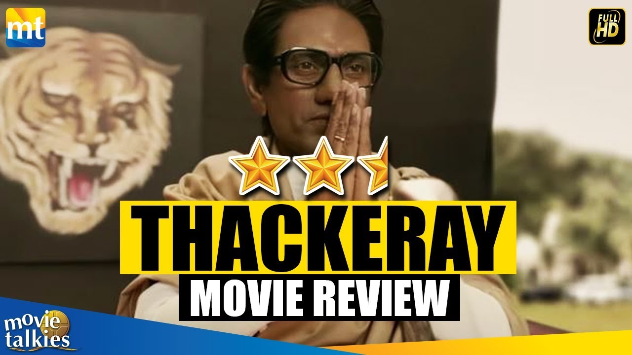 Nawaz As Bal Thackeray , HD Wallpaper & Backgrounds