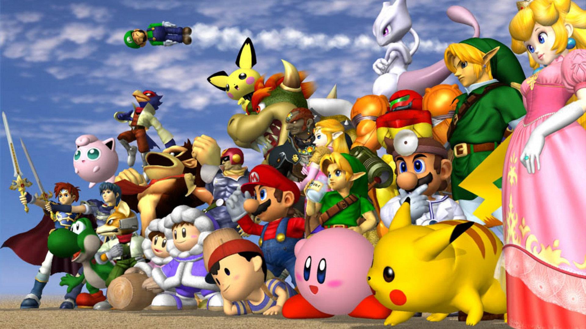 Awesome Super Smash Bros Super Smash Bros Melee 1934759 Hd