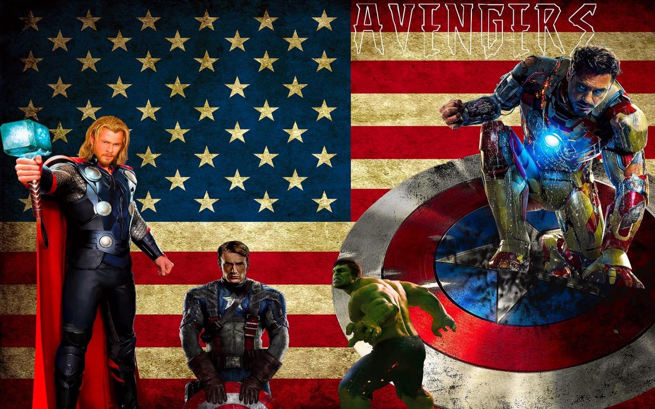 Superhero Fictional Character Thor The Avengers Us Marines