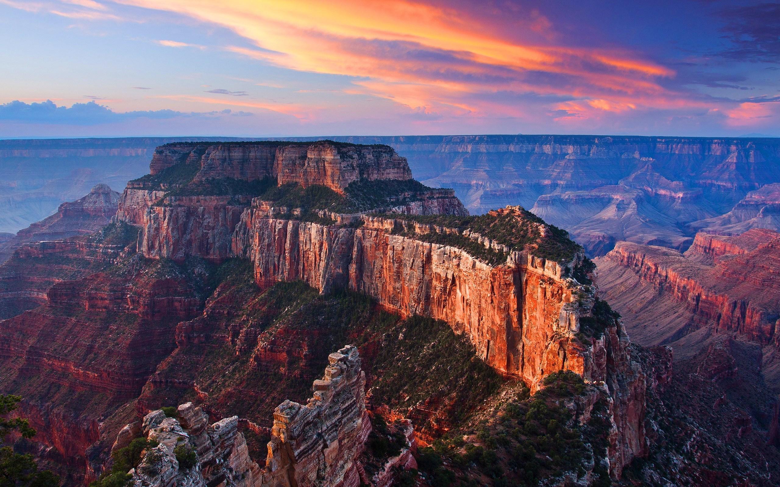 Grand Canyon Sunset Wallpapers Phone For Desktop Wallpaper