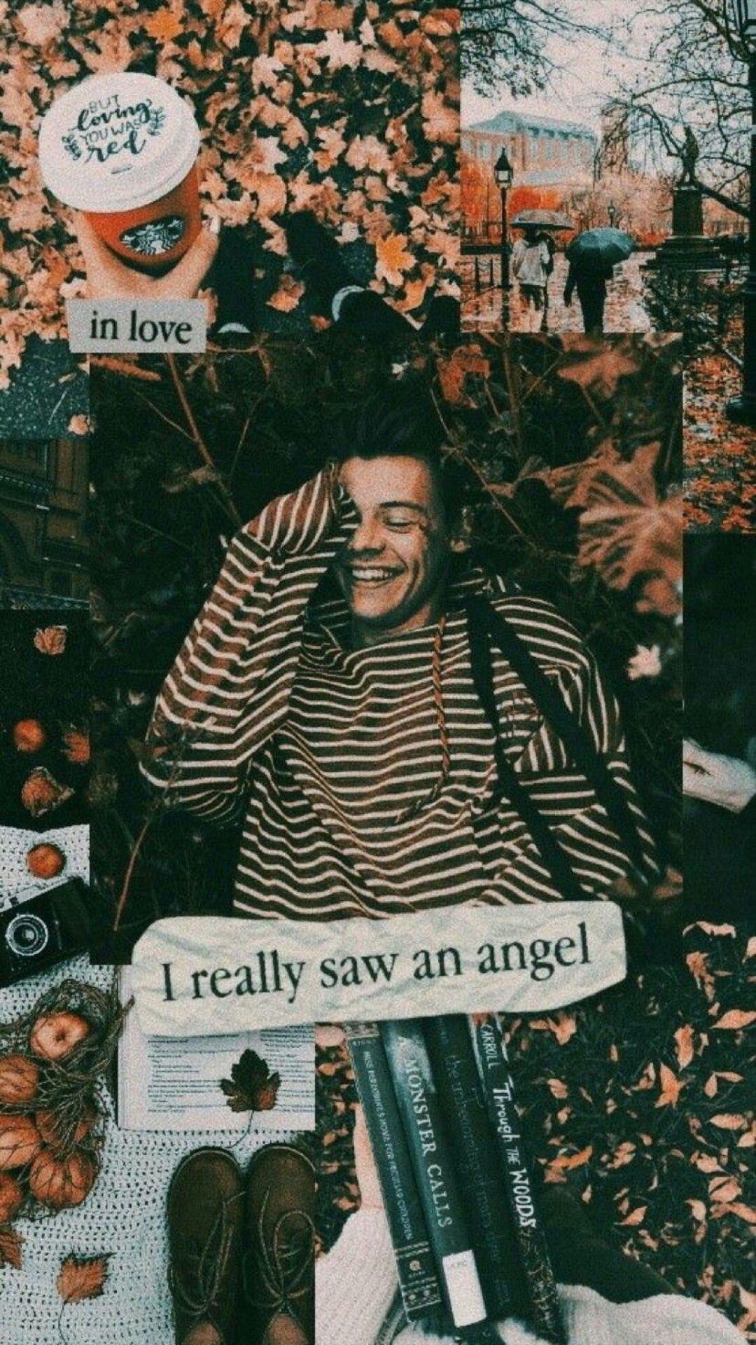 Harry Styles Wallpaper - Lockscreen Harry Styles Aesthetic , HD Wallpaper & Backgrounds