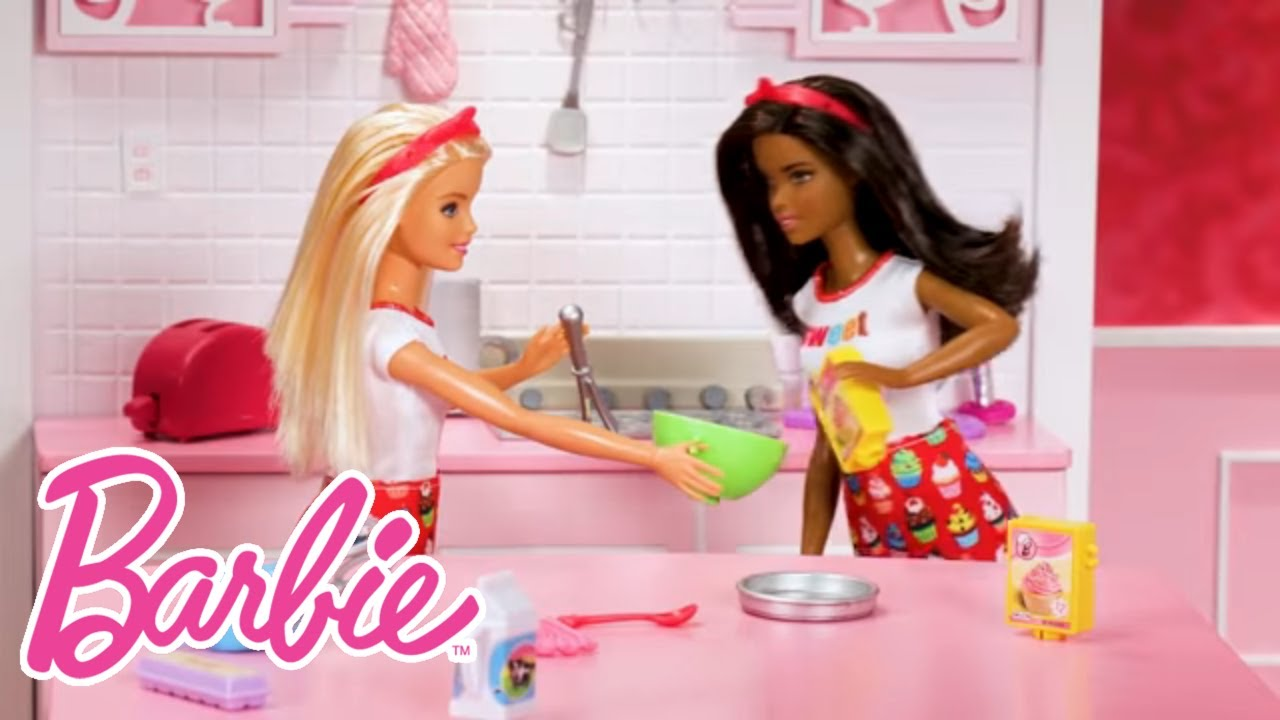 Barbie® Youtube Music Video Cooks Up Fun With Food - Youtube Barbie Videos , HD Wallpaper & Backgrounds