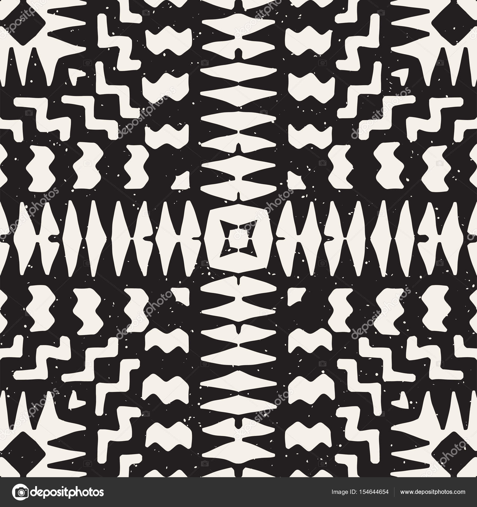 Vector Tribal Design Background - Motif , HD Wallpaper & Backgrounds