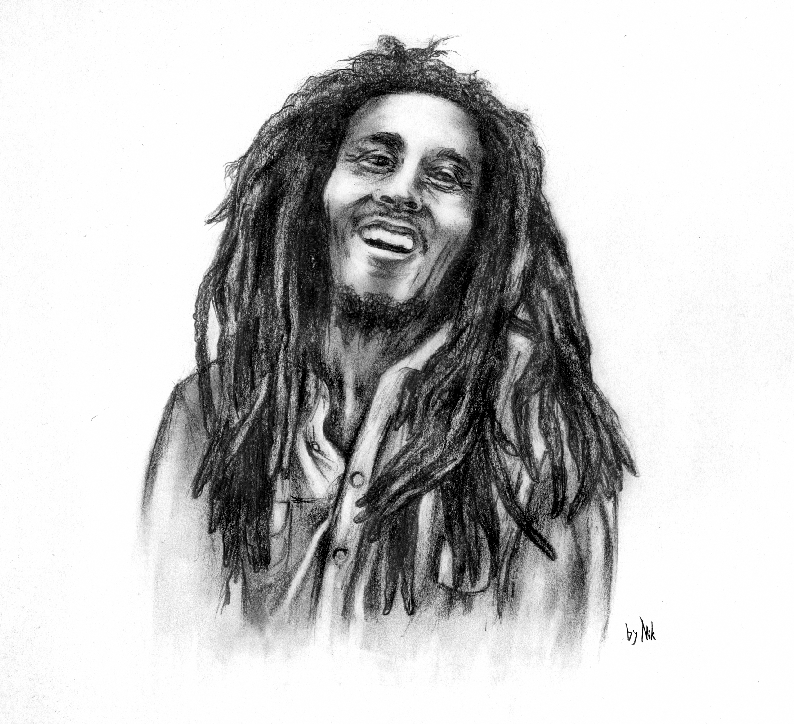 Gambar Bob Marley 3d HD Wallpaper & Backgrounds