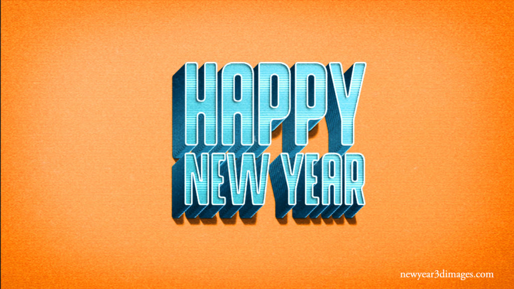 Happy New Year 2018 Orange Fb Cover , HD Wallpaper & Backgrounds