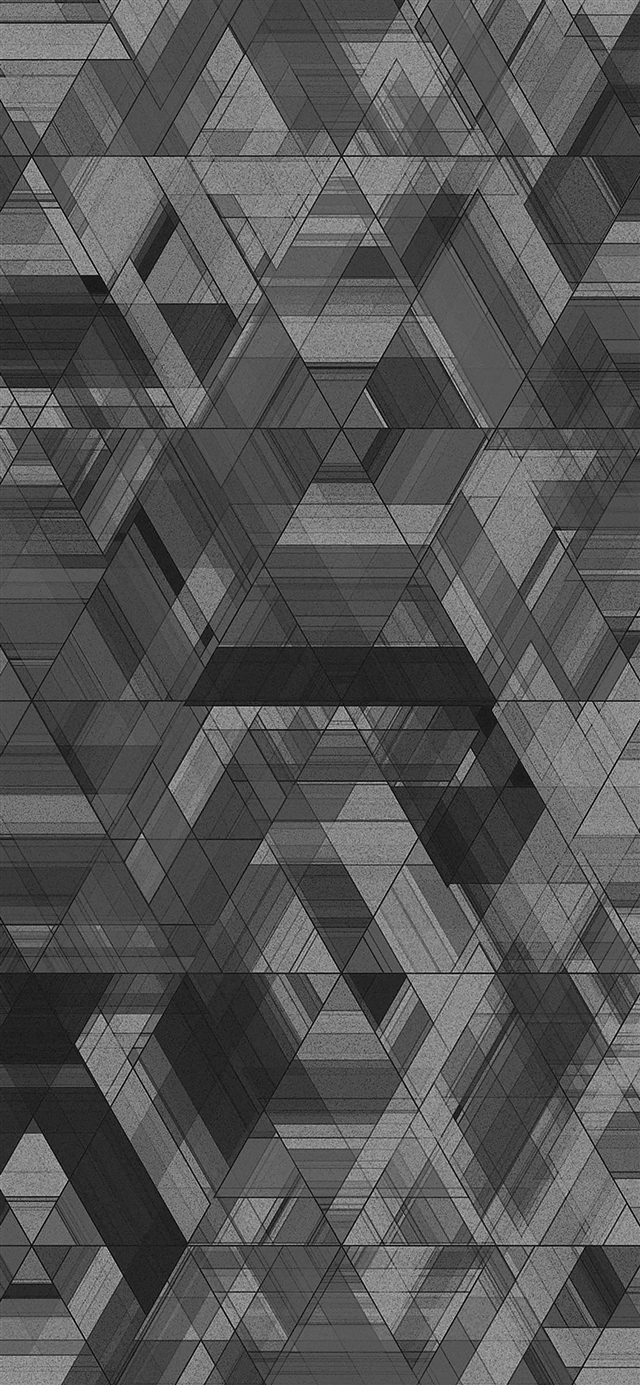 Space Black Abstract Pattern Art Iphone X Wallpaper - Iphone X Wallpaper Dark Abstract , HD Wallpaper & Backgrounds
