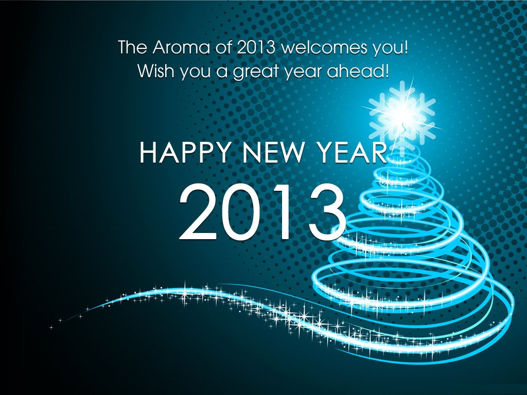 Happy New Year 2013 » Happy New Year 2013 Wallpapers - Greetings To All For New Year , HD Wallpaper & Backgrounds