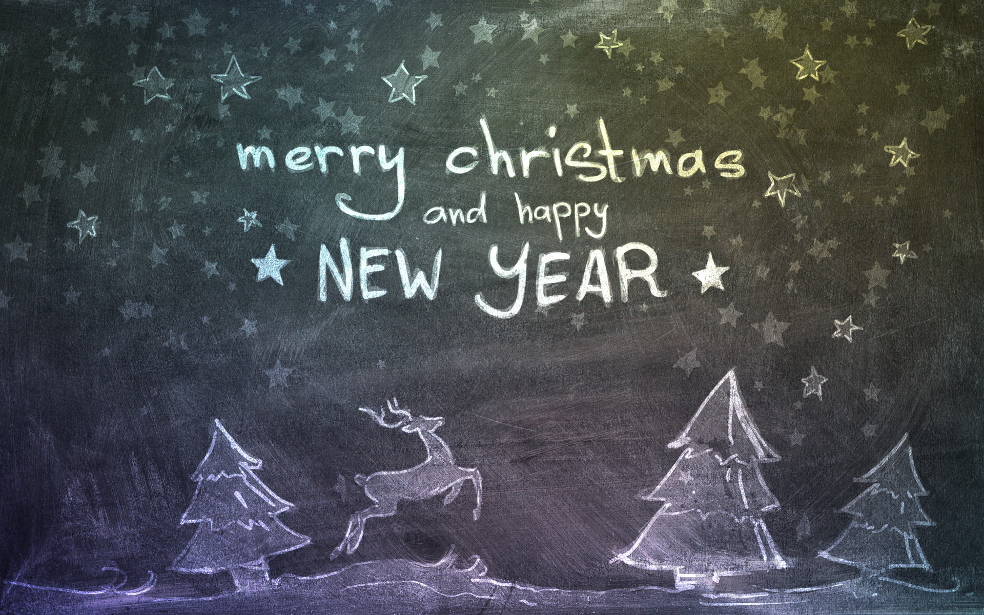 Merry Christmas And Happy New Year Wallpaper - Simple Merry Christmas And Happy New Year , HD Wallpaper & Backgrounds