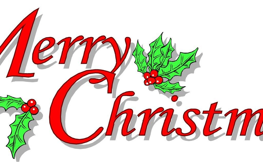 Merry Christmas Clip Art Images Blessed New Year Clip - Merry Christmas And Happy New Year Banner Printable , HD Wallpaper & Backgrounds
