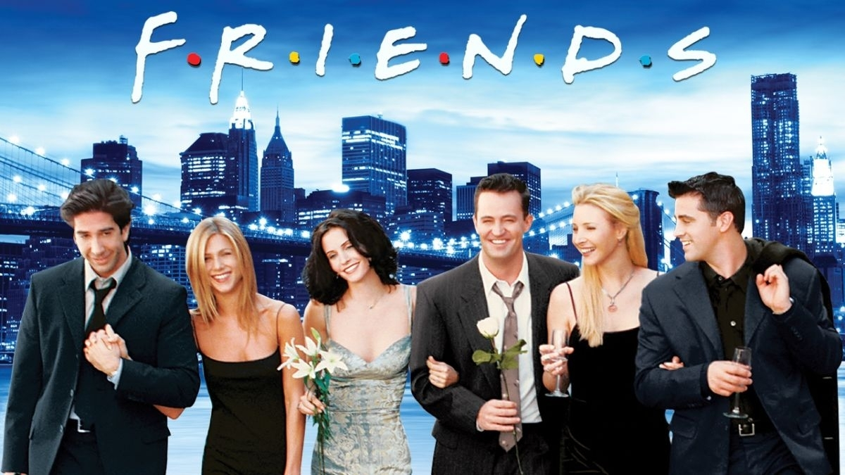 10 New Friends Tv Show Images Full Hd 1920 1080 For Tv Show