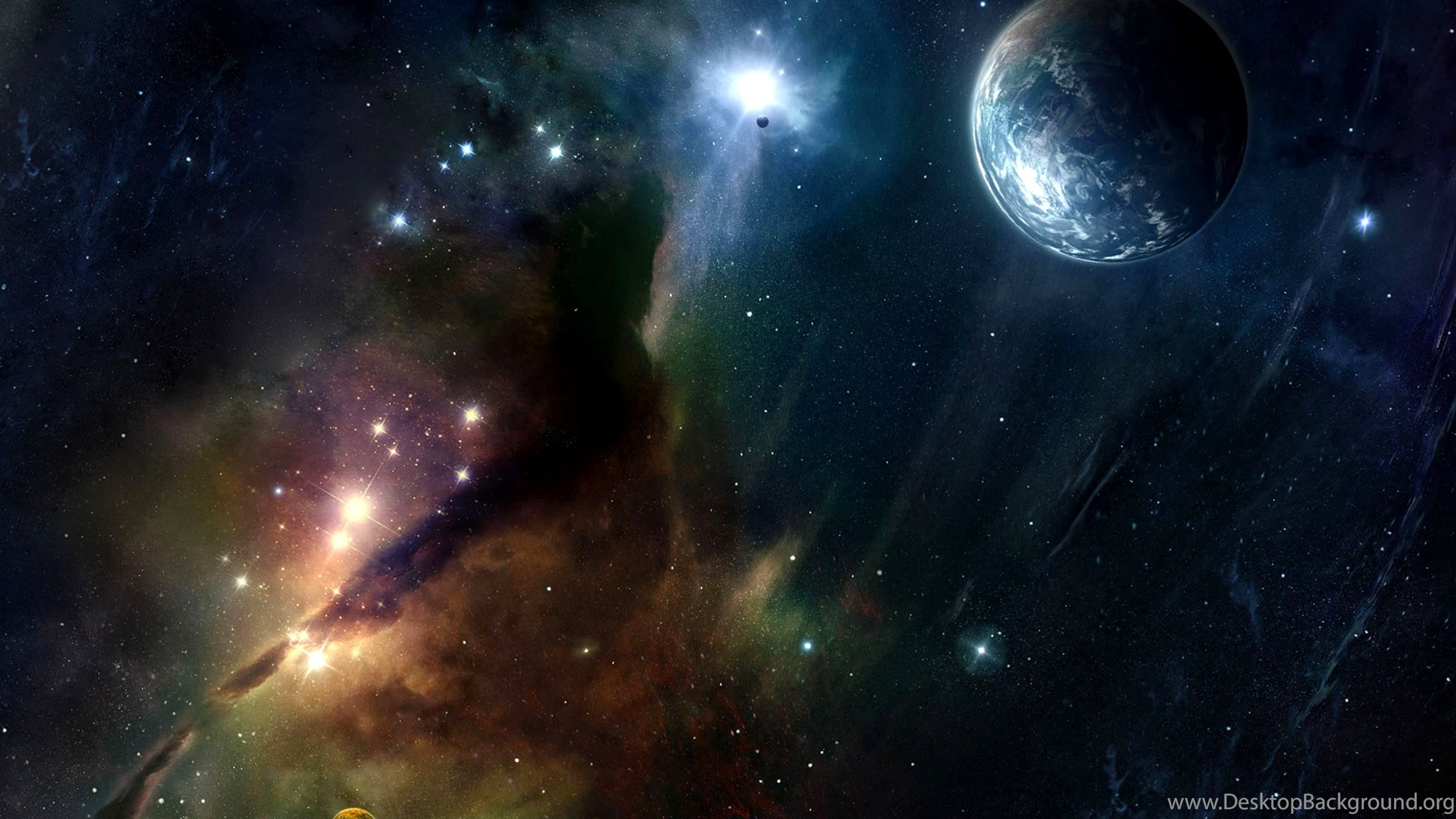 Earth Wallpaper 31 Source - Space Background Images Free , HD Wallpaper & Backgrounds