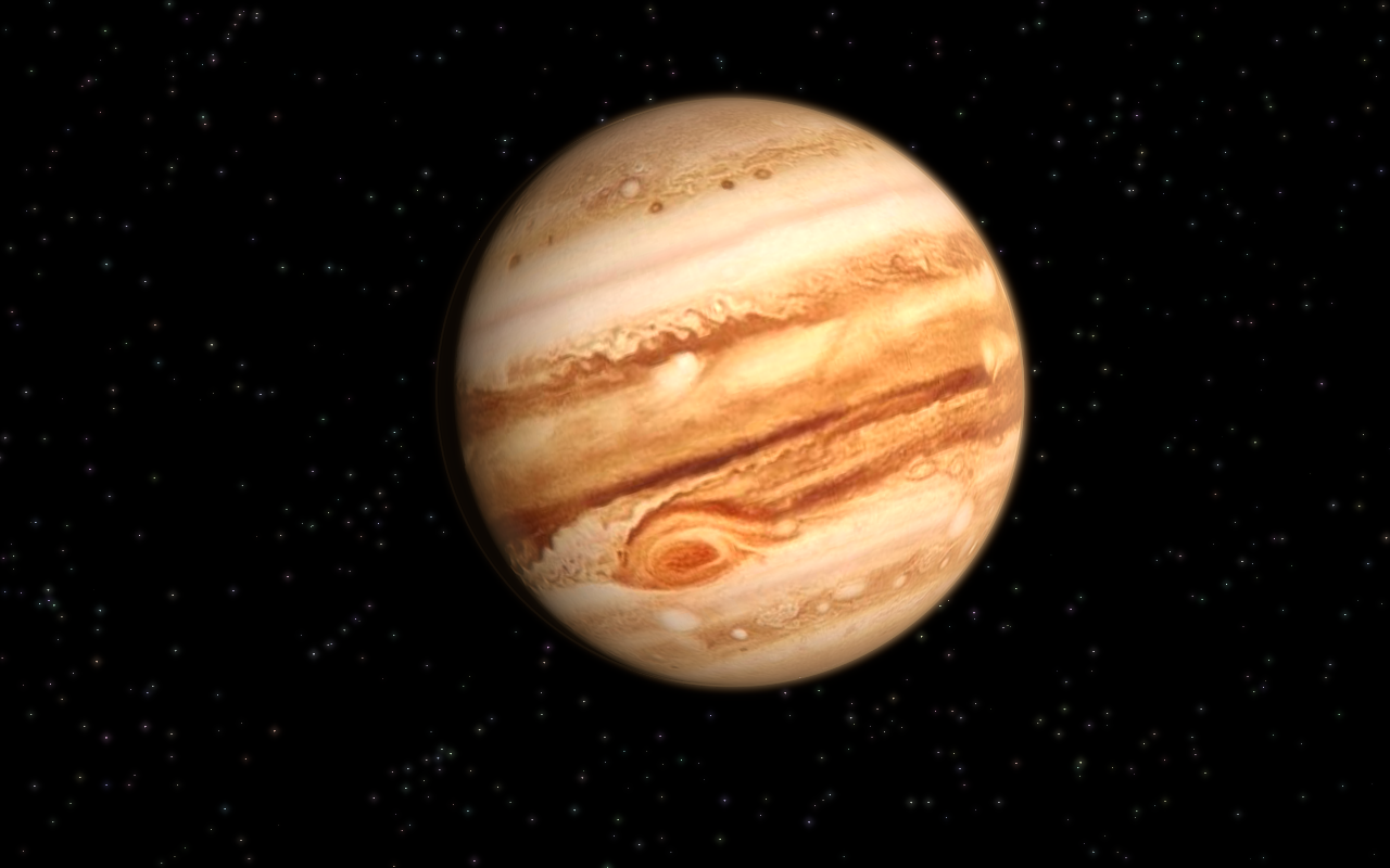 Distance From Earth 588,000,000,000 Kilometers - Jupiter Planet Pictures 2018 , HD Wallpaper & Backgrounds