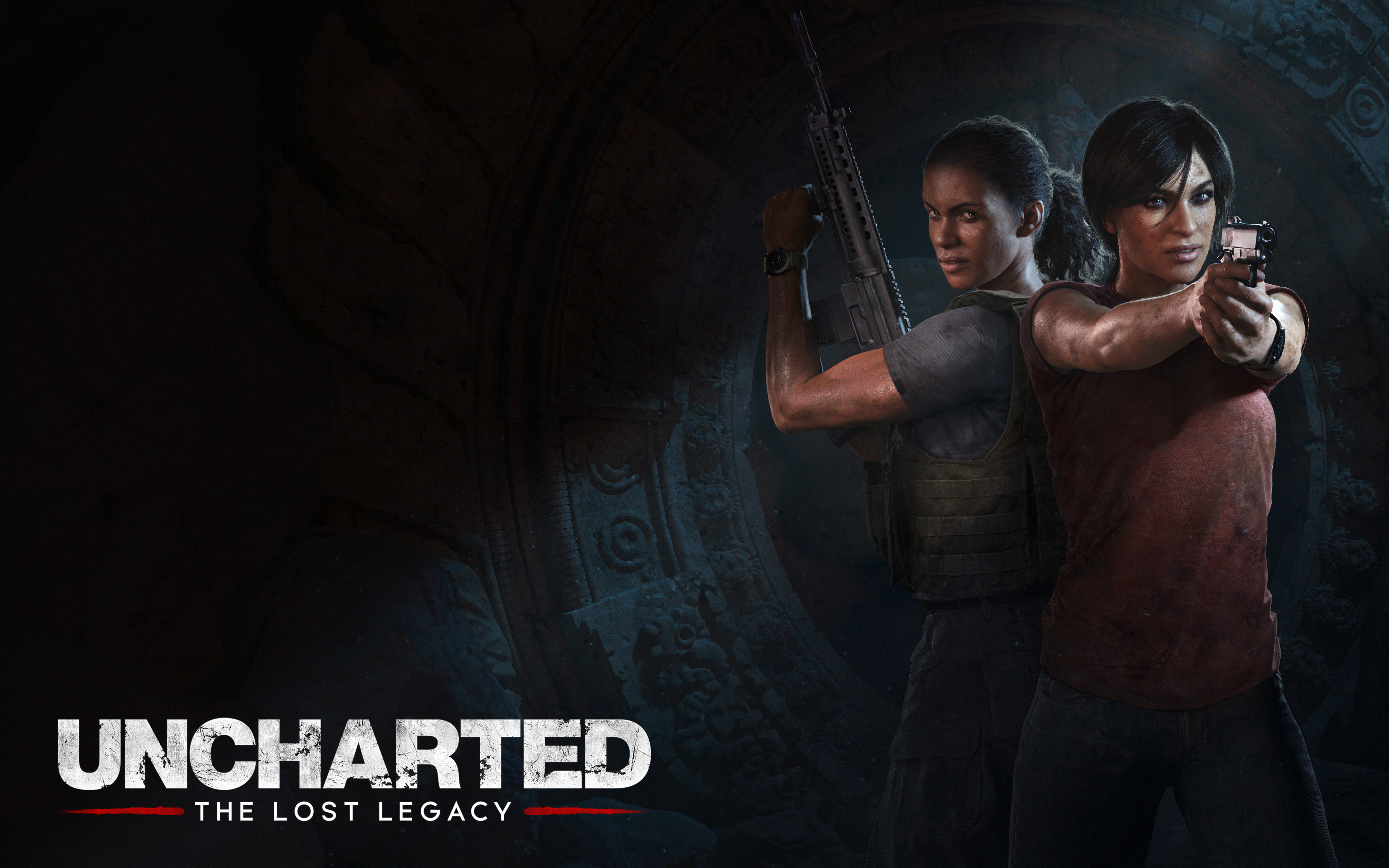 Legacy Uncharted 4 The Lost Legacy 1958662 Hd